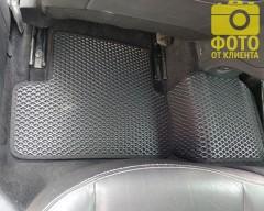 Фото товара 17 - Коврики в салон для Renault Megane 3 '08-16, универсал, EVA-полимерные, черные (Kinetic)