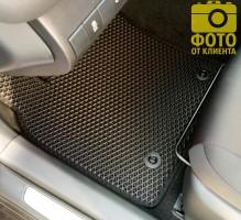 Фото 12 - Коврики в салон для Toyota Camry V70 2018-, EVA-полимерные, черные (Kinetic)