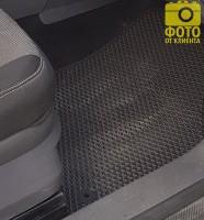 Фото 13 - Коврики в салон для Volkswagen Caddy '04-15, 4 дв. EVA-полимерные, черные (Kinetic)