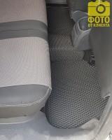 Фото 15 - Коврики в салон для Volkswagen Caddy '04-15, 4 дв. EVA-полимерные, черные (Kinetic)