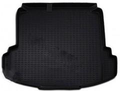 Коврик в багажник для BYD F0 '08-, полиуретановый (Novline / Element) черный