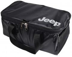 Сумка-органайзер Jeep черная, большая