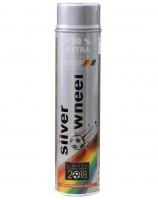 Аэрозольная эмаль для дисков серебро 600 мл. (Motip)