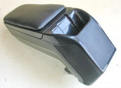Подлокотник ASP Euro для Opel Astra H '04-15 виниловый (черный)