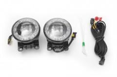 Противотуманные фары для Renault/Honda/Nissan/Ford комплект (Dlaa)