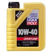 LIQUI MOLY LEICHTLAUF 10W-40 1 л.