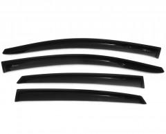 Дефлекторы окон для Nissan Sentra '14- (Vinguru)