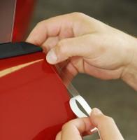 Универсальная защитная пленка для торцов дверей (3М VentureShield)