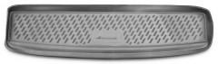 Коврик в багажник для Ford C-Max '11-, полиуретановый (Novline / Element) черный