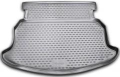 Коврик в багажник для Geely Emgrand EC7-RV '11- хетчбэк, полиуретановый (Novline / Element)