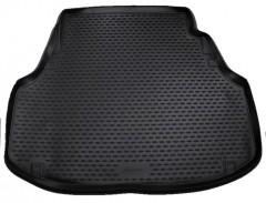 Коврик в багажник для Hyundai Equus '10-, полиуретановый (Novline / Element) черный