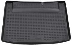 Коврик в багажник для Kia Rio '05-11 хетчбэк, полиуретановый (Novline / Element) черный