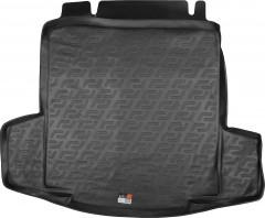 Коврик в багажник для Chevrolet Malibu '16-, резиновый (Lada Locker)
