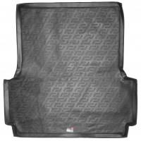 Коврик в багажник для Ford Ranger '11-, резино/пластиковый (Lada Locker)
