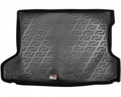 Коврик в багажник для Honda HR-V '15-, резино/пластиковый (Lada Locker)
