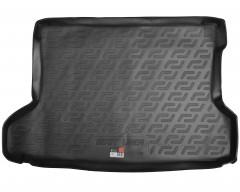 Коврик в багажник для Honda HR-V '15-, резиновый (Lada Locker)