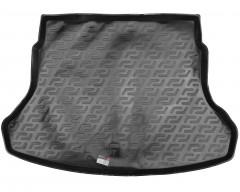 Коврик в багажник для Hyundai Accent 2017-, резино/пластиковый (Lada Locker)