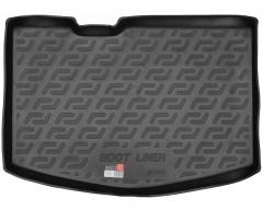 Коврик в багажник для Opel Ampera 17-, резиновый (Lada Locker)