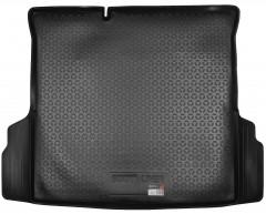 Коврик в багажник для Ravon R4 2016 -, резино/пластиковый (Lada Locker)