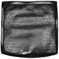 Коврик в багажник для Skoda Kodiaq '17-, резино/пластиковый (Lada Locker)