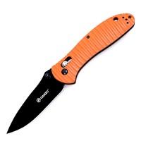Ganzo Нож Ganzo G7393P (оранжевый, черный)