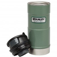 Термочашка Stanley Classic One Hand 0,47 л. зеленая