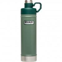 Термобутылка стальная Stanley Classic 0,75 л. зеленая