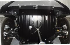 Защита двигателя, КПП для Honda CR-V '15-17 V2,0; 2,4 (Полигон-Авто)