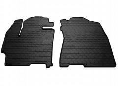 Коврики в салон передние для Mazda Premacy '99-05 резиновые (Stingray)