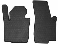Коврики в салон передние для Volkswagen Passat USA 2011-2019 резиновые (Stingray)