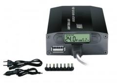 Универсальный блок питания для ноутбуков Porto MN-505K, 100Вт