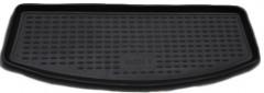 Коврик в багажник для Mazda 5 '10-, короткий полиуретановый (Novline / Element) черный