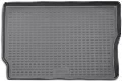 Коврик в багажник для Opel Meriva '10-, полиуретановый (Novline / Element) черный