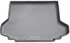 Коврик в багажник для Renault Koleos '06-16, полиуретановый (Novline / Element) серый