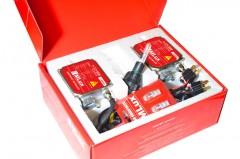 Комплект би-ксенона MLux CARGO H4/9003/HB2 BI, 35Вт, 4300К Positive