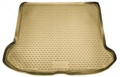Коврик в багажник для Volvo XC 60 '09-17, полиуретановый (Novline / Element) бежевый