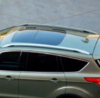 Рейлинги для Ford Kuga '13-, метал. концевик (AVTM)