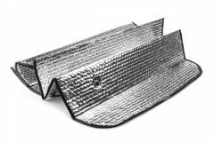 Шторка солнцезащитная 130х60 см, 140201S (Lavita)