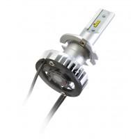 Автомобильные лампочки MLux True Aer LED H7, 25 Вт, 6000 К