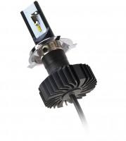 Автомобильные лампочки MLux True LED H4, 22 Вт, 6000 К