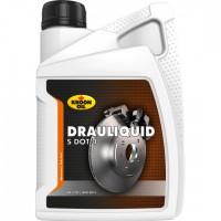 Тормозная жидкость Kroon Oil DRAULIQUID-S DOT 4 BRAKEFLUID 1л.