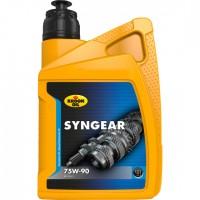 Масло трансмиссионное Kroon Oil SYNGEAR 75W-90 1л.