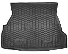 Коврик в багажник для Ford Sierra '87-94, резиновый (AVTO-Gumm)