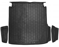 Коврик в багажник для Volkswagen Passat USA 2011-2019, резиновый (AVTO-Gumm)