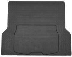 Коврик в багажник универсальный L 137см Х 109см резиновый (Stingray)
