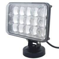 Светодиодная фара рассеянного ближнего света 3000 Лм Epistar Spot LED (Белавто)