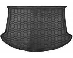 Коврик в багажник для Great Wall Haval H2 '14- резиновый (AVTO-Gumm)