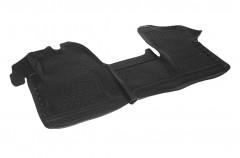 Коврики в салон для Opel Movano '11- полиуретановые, черные (L.Locker)