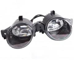 Противотуманные фары для Nissan Qashqai '10-14 комплект LED (DLAA)