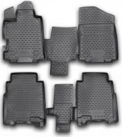 Коврики в салон для Honda FR-V '04-09 полиуретановые (Novline / Element)